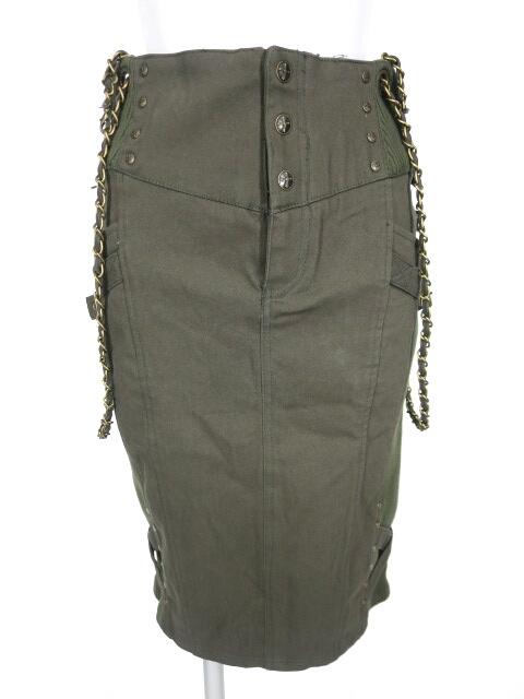 Ozz Croce チェーン付きスカート