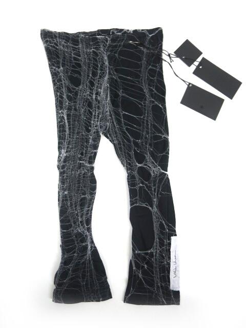 alice auaa 蜘蛛の巣ネット7分丈スパッツ