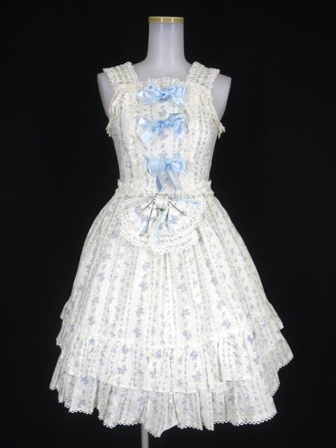 BABY, THE STARS SHINE BRIGHT ロレッタ・ローズジャンパースカート