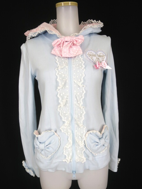 Angelic Pretty MELODY TOYSうさみみパーカ