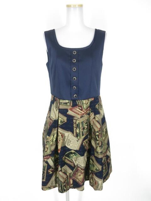 Jane Marple フェアリーテイルBOOKのビスチェドレス