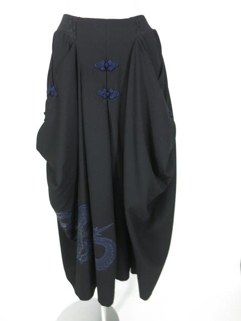 Qutie Frash 袴風ロングスカート