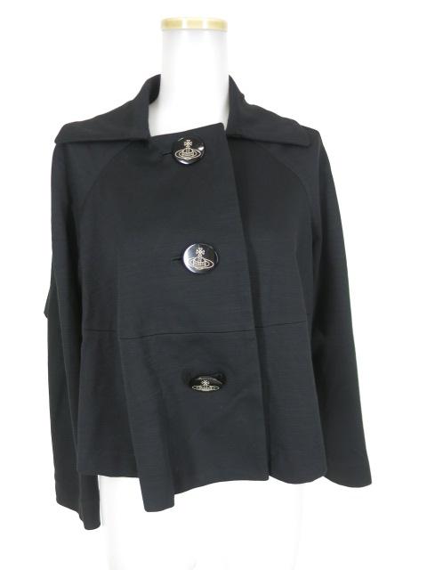 Vivienne Westwood RED LABEL オーブボタンケープジャケット