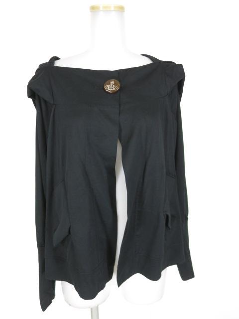 Vivienne Westwood RED LABEL とんがりフードケープジャケット