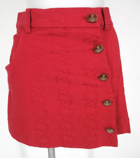 Vivienne Westwood RED LABEL オーブジャガード織りショートパンツ
