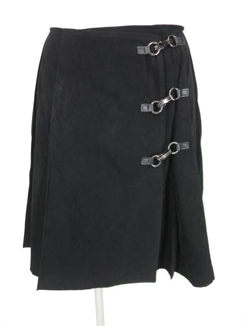 NO.S PROJECT プリーツ巻きスカート