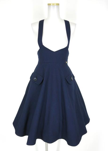MILK Lisa ジャンパースカート