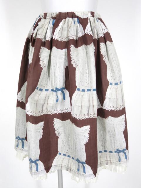 Emily Temple cute 洋服柄スカート
