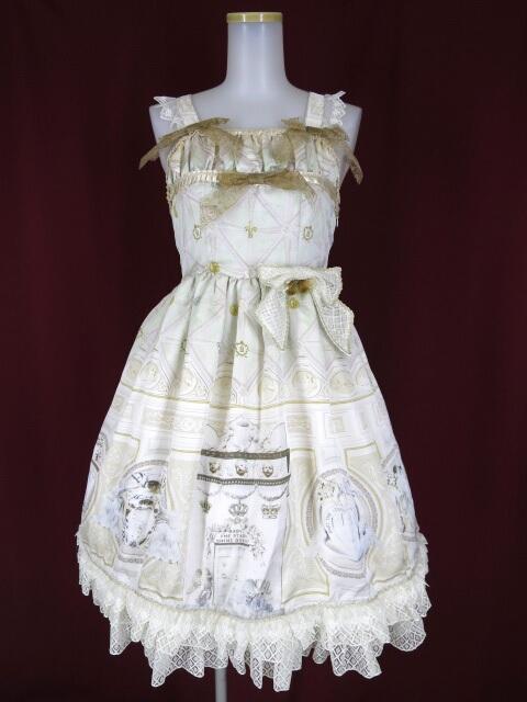 BABY, THE STARS SHINE BRIGHT 天国の鍵~祝福と出会う聖なる礼拝堂~柄クローチェジャンパースカート