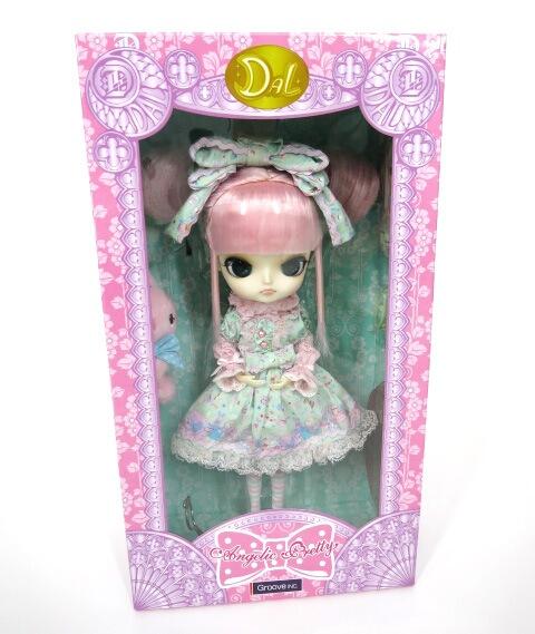 Angelic Pletty × DAL D-122 DAL★Joujou (ジュジュ)