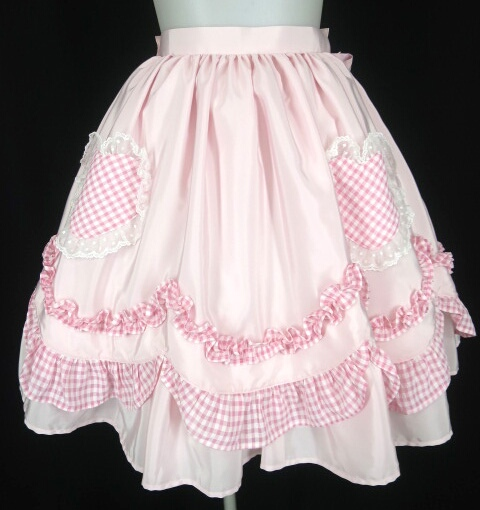Angelic Pretty Lovelyチェックスカート