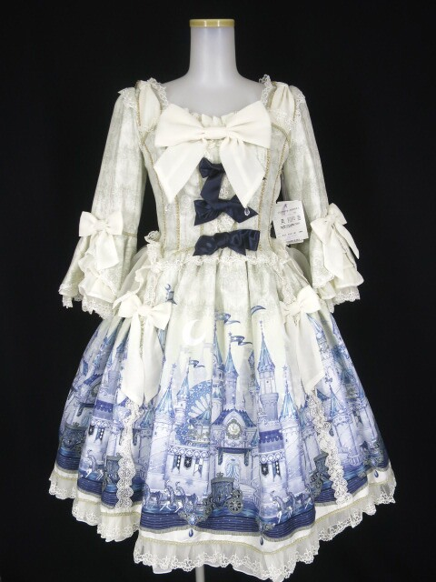 Angelic Pretty Castle Mirage 姫袖Dress