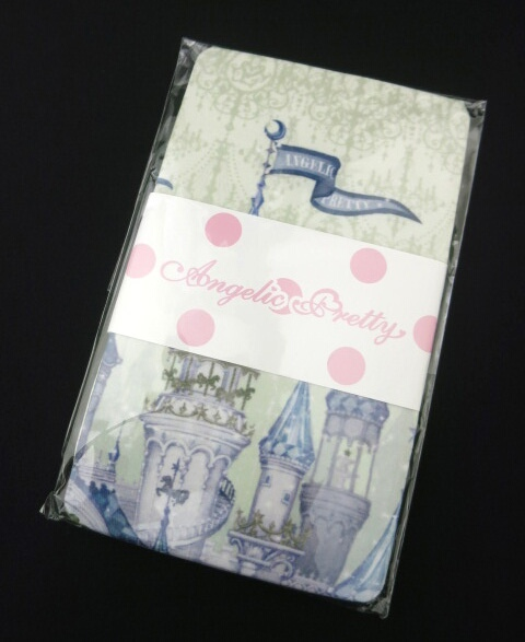 Angelic Pretty Castle Mirageタイツ