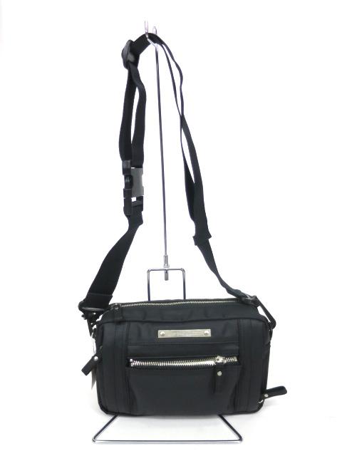 Jean Paul GAULTIER ロゴプレート付き2wayミニバッグ