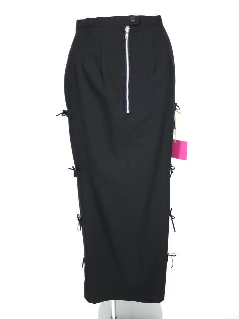 alice auaa バック編み上げロングスカート