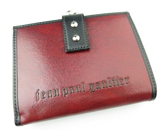 Jean Paul GAULTIER がま口折り財布