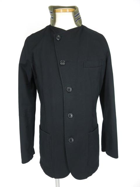 JPG ニット衿カバーオールジャケット