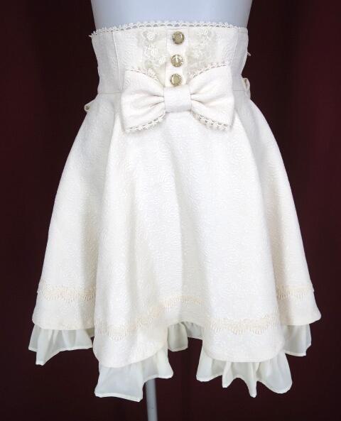 Angelic Pretty シークレットローズプリンセススカート