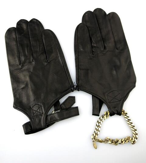 Jean's Paul GAULTIER レザー手袋