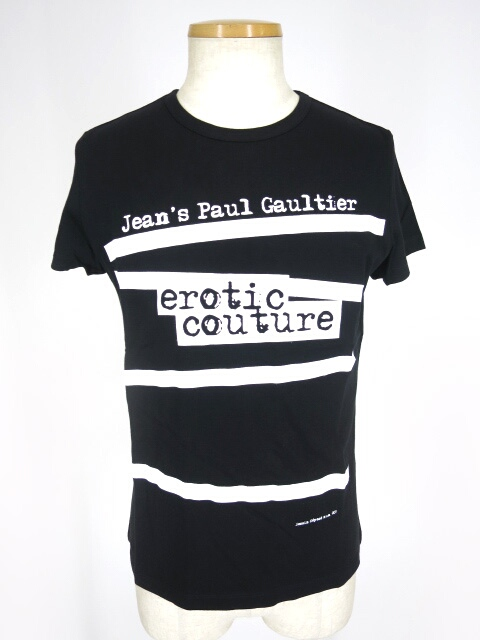 Jean's Paul GAULTIER erotic couture Tシャツ
