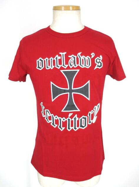 Jean's Paul GAULTIER アイアンクロスプリントTシャツ
