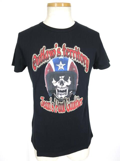 Jean's Paul GAULTIER outlaw's terrytory Tシャツ