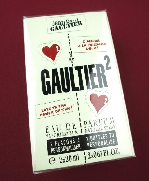 Jean Paul GAULTIER GAULTIER2 オードトワレ 香水 20ml 2本パック