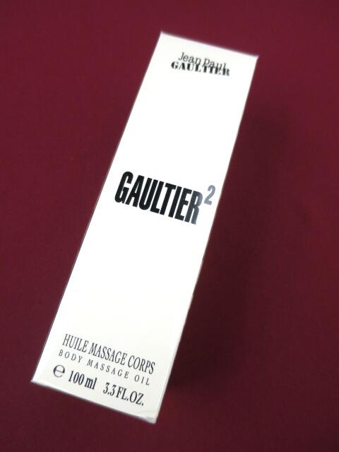 Jean Paul GAULTIER GAULTIER2 ボディマッサージオイル 100ml