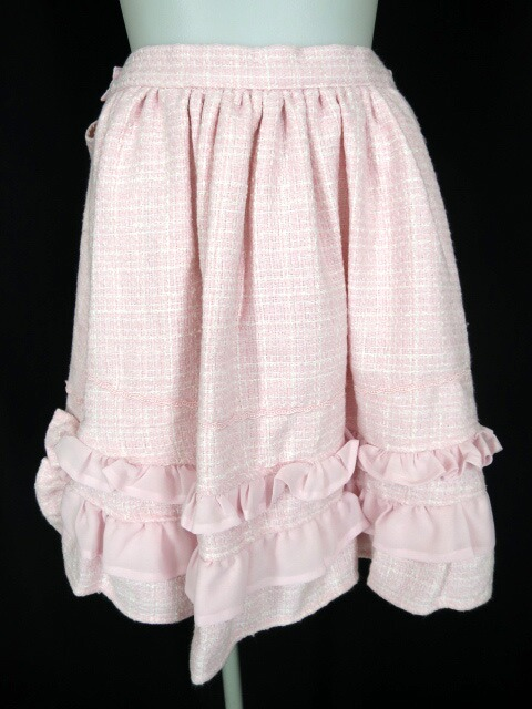 BABY, THE STARS SHINE BRIGHT ツイードCocoスカート