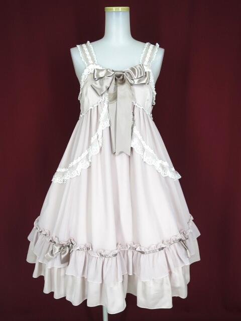 Metamorphose Lacyベビードールジャンパースカート