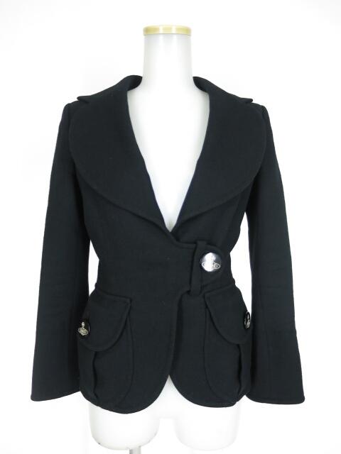 Vivienne Westwood RED LABEL オーブボタンウールジャケット