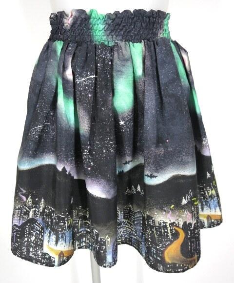 MILK オーロラシティスカート