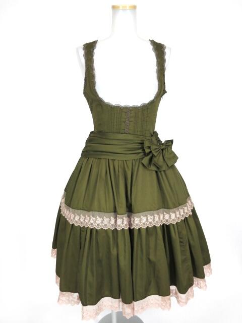 Mary Magdalene エロディドールジャンパースカート