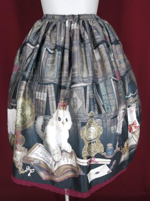 Enchantlic Enchantilly Queen Cat~秘密の書斎~スカート
