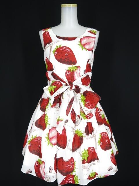 MILK ホイップベリー dress