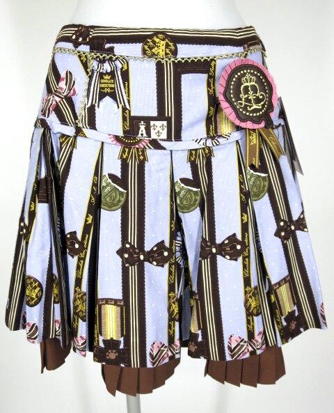 Angelic Pretty Chocolate Rosette スカート
