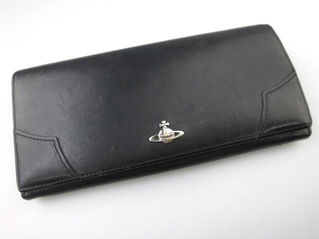 Vivienne Westwood プレーン長財布
