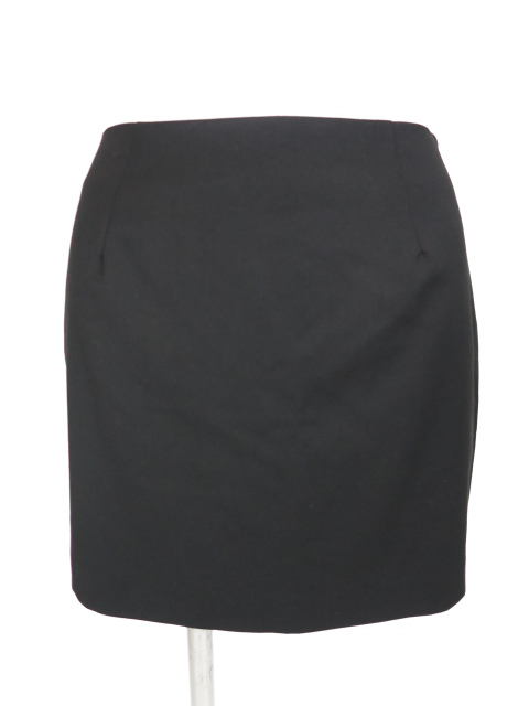 alice auaa バックベルト付きミニスカート