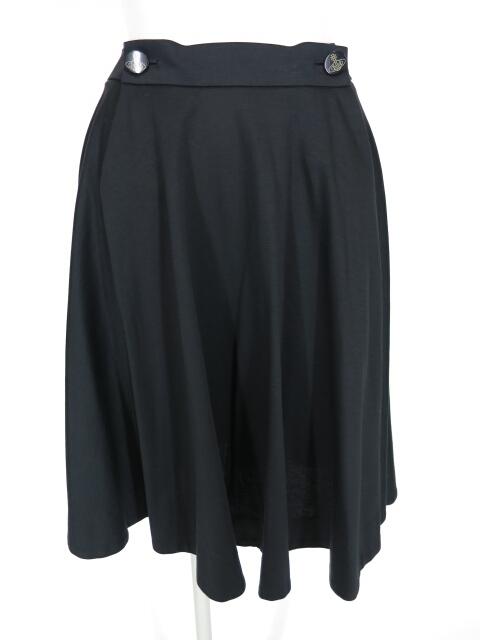 Vivienne Westwood RED LABEL ミドル丈フレアスカート