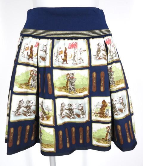 Jane Marple ラングドシャスカート