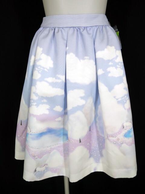 franche lippee しあわせのくもの木スカート