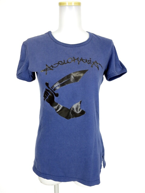 Vivienne Westwood ANGLOMANIA 短剣プリントTシャツ