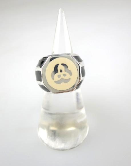 Q-pot. フルーツリング (silver)