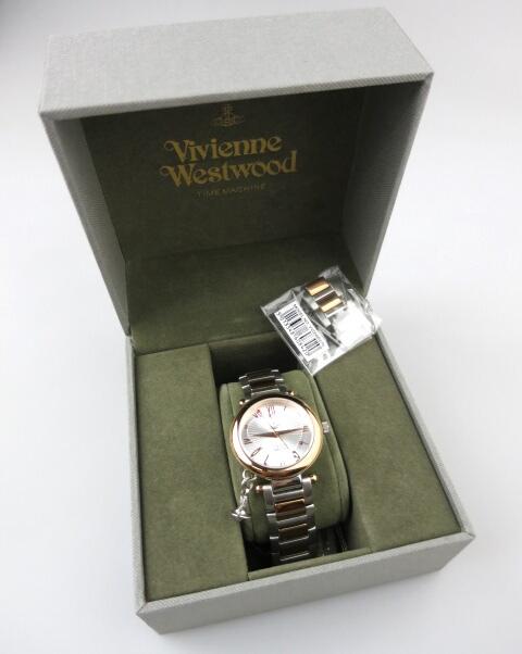 Vivienne Westwood 腕時計 VV006RSSL