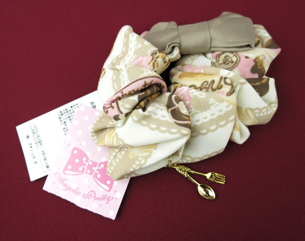 Angelic Pretty Melty Creamドーナツシュシュ