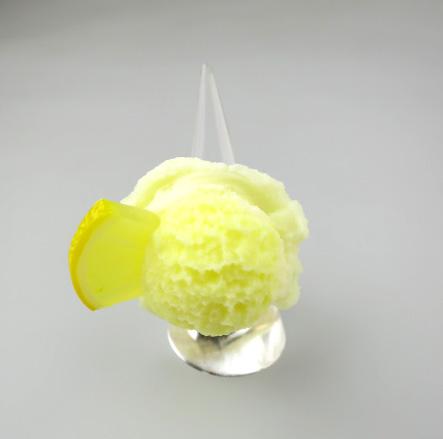Q-pot. ハチミツレモンシャーベットアイス リング