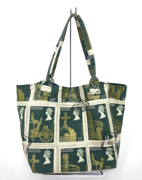 Jane Marple Royal Stamp のトートバッグ