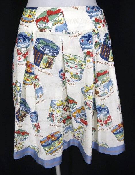 Jane Marple アニバーサリーHAT BOXのミニスカート