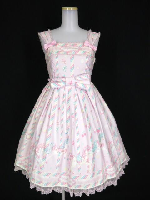 Angelic Pretty Sugary Carnival ジャンパースカート
