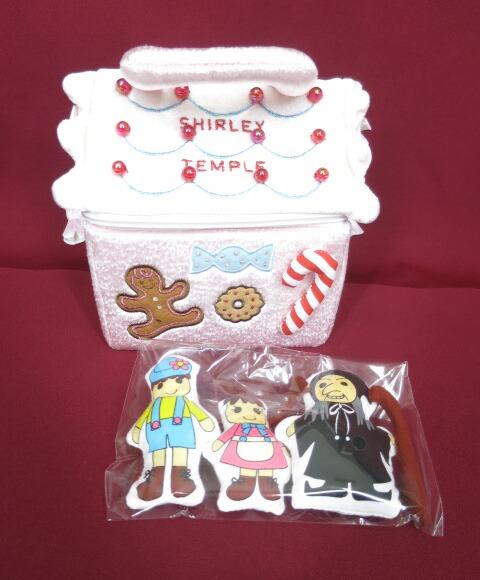 Shirley Temple お菓子の家バッグ